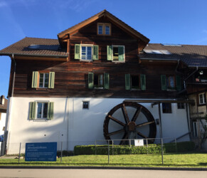 Renovation Alte Mühle Oberdorf, Buttisholz